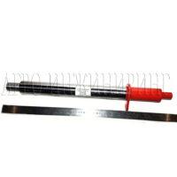 122128 - Ось вертикальная кардана SP110 (диам.50 дл.605)