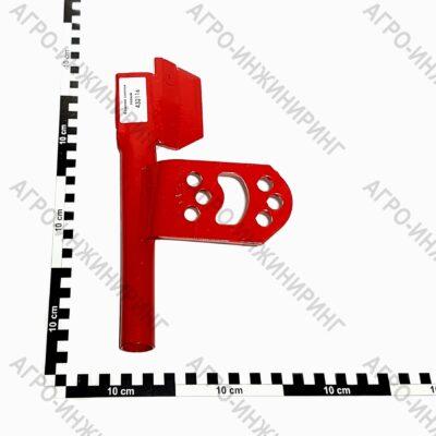 432116 Сошник сеялки левый